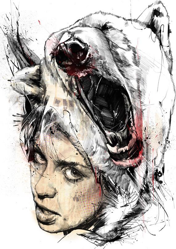 Russ Mills - Graphic Artist ! (3/6)