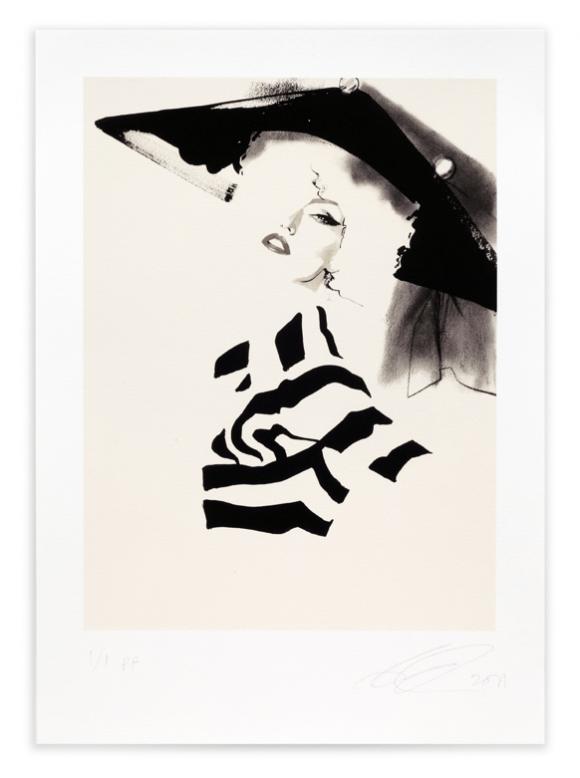 David Downton - Illustrateur de mode ! (5/6)