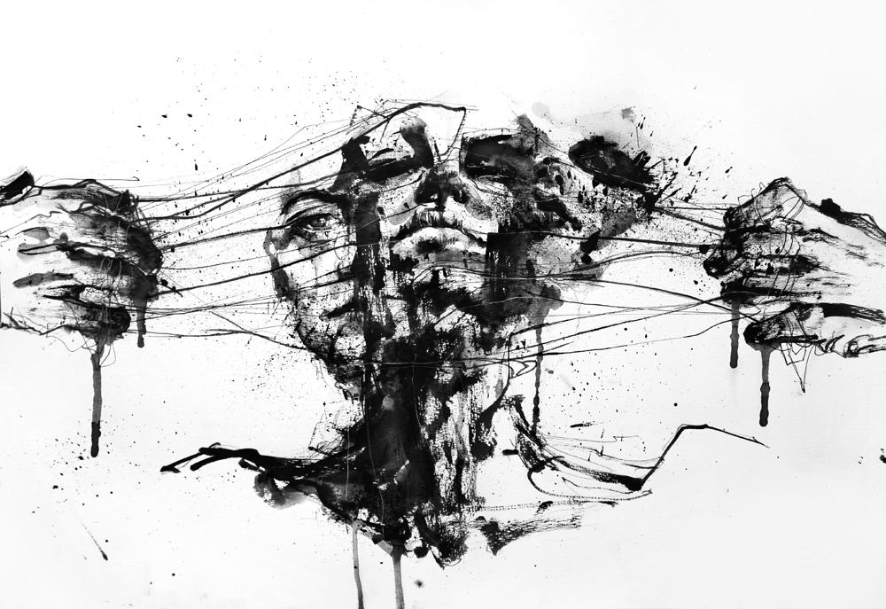 Les portraits intenses d'Agnes-cecile (Silvia Pelissero) ! (1/6)