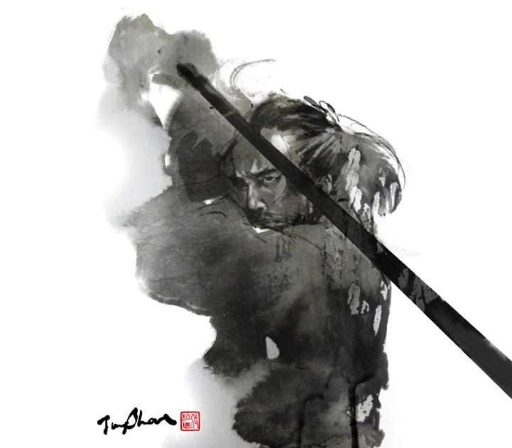 Jungshan et ses créations dynamiques !  (4/6)