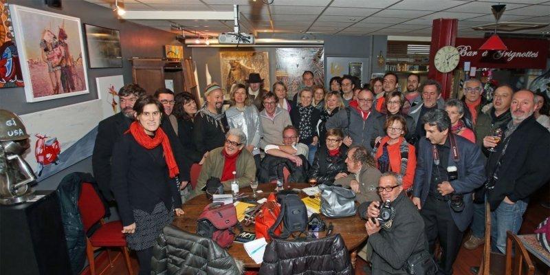Exposition collective itinérante sur la Liberté ! (1/6)