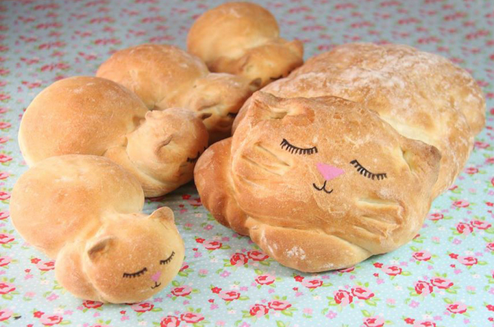 Découvrez des petits pains aussi craquants que croquants ! (4/4)