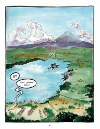 Le mystère de l'esprit d'argile - Reconstitution de la vallée de Guatemala City en 300 apr. J.-C.