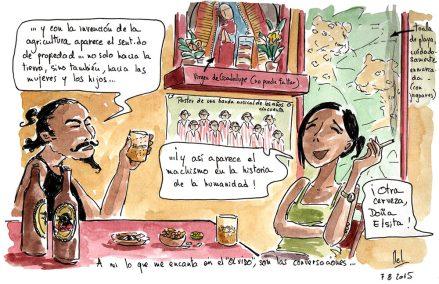 Guatemala 2015 - Entre amis