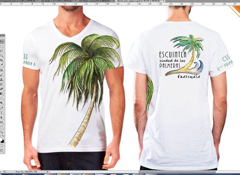 Design pour Tee-shirt