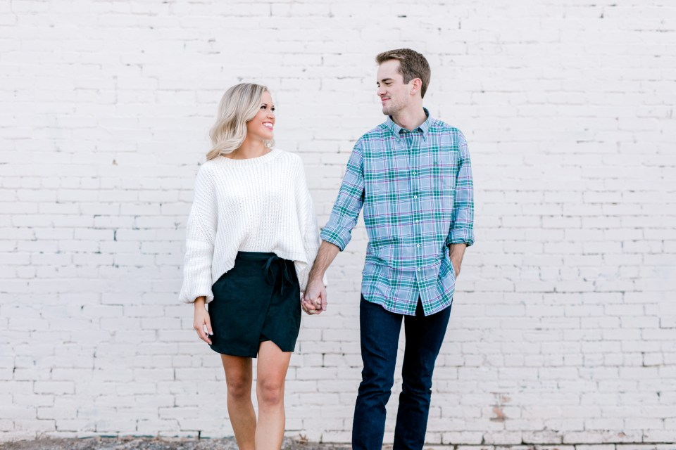 mckinney texas engagement