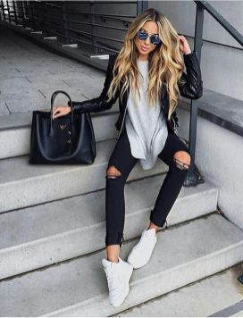 Grey and Black NEutral