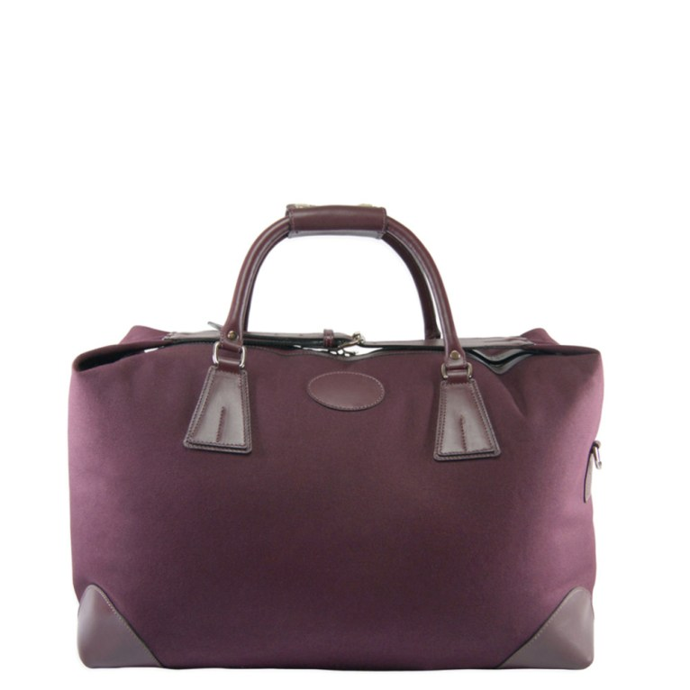 The Shaftesbury Holdall Bag