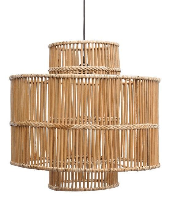 Kubu Bamboo Pendant Light - Artisanti