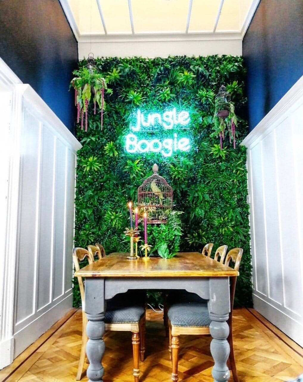 interior, interiors, interior design, interior design trends, trends, 2020, 2020 trends, rattan, faces, jewel tones, ribbed furniture, design, colours, colors, colour trends, dining spaces, living wall