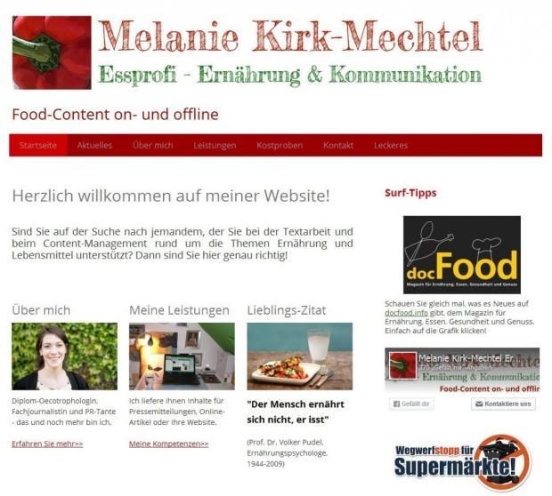 Screenshot essprofi.de