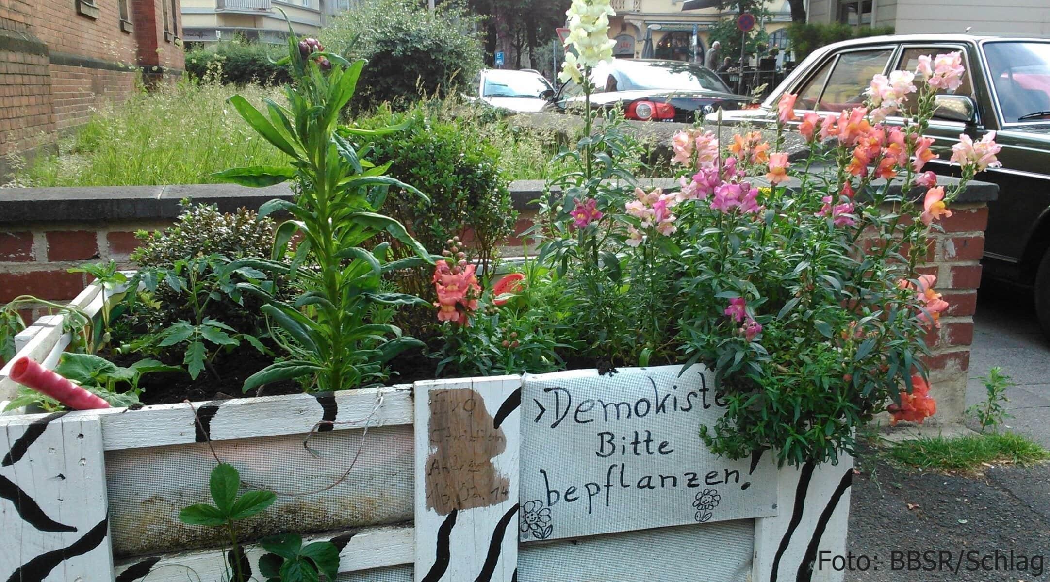 BBSR_Gemeinschaftsgärten im Quartier