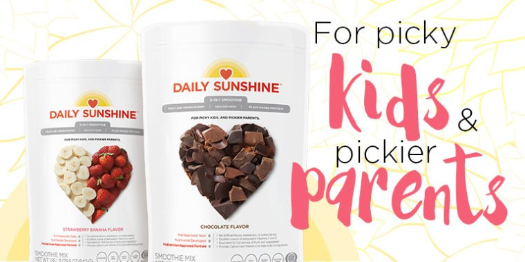 Daily Sunshine, Smoothie for kids, healthy smoothie for kids, Beachbody, Melanie Mitro, Top Coach