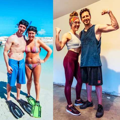 morning meltdown, transformation, health and fitness