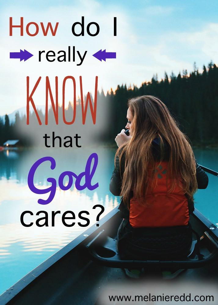 Does God REALLY Care About You?