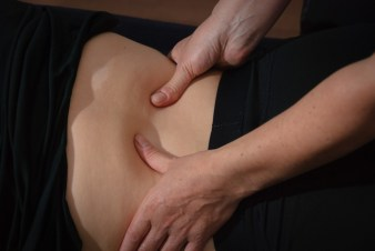 lower back massage in peebles