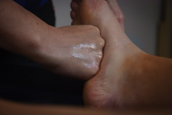 sports masage in peebles for feet and lower leg injuries