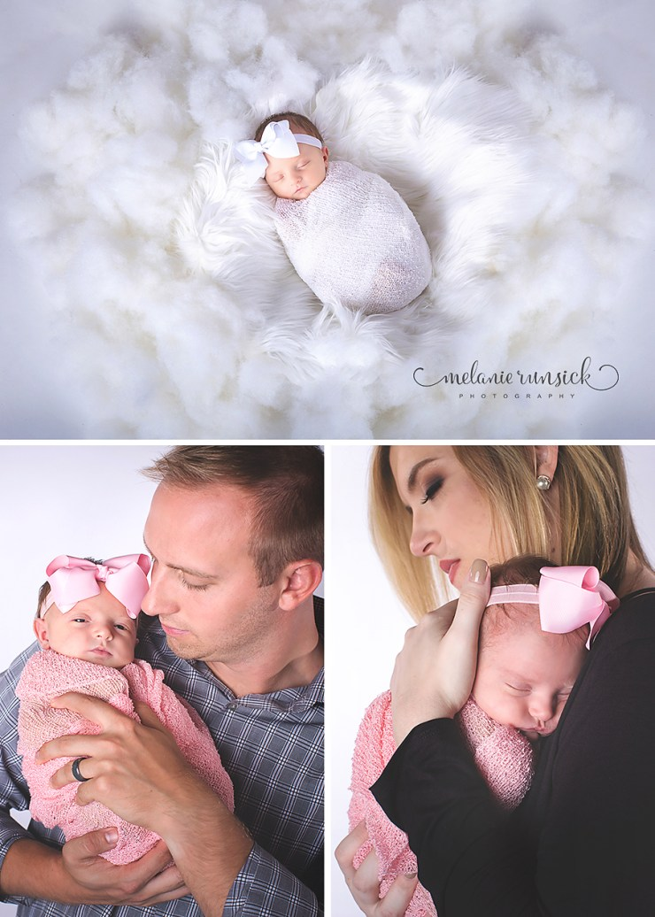 Newborn Photographer Jonesboro Arkansas Melanie Runsick Photography