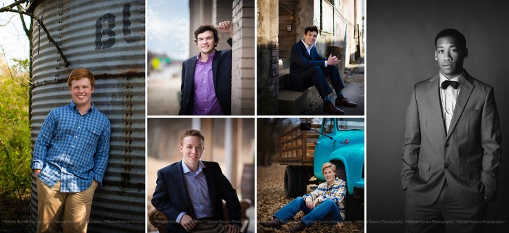 North East Arkansas High School Senior Guy Photographer Melanie Runsick Photography