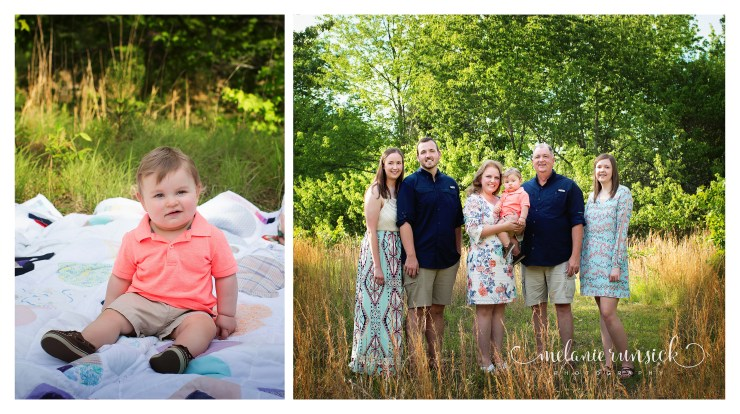 Melanie Runsick Photography Jonesboro Arkansas Family Photographer