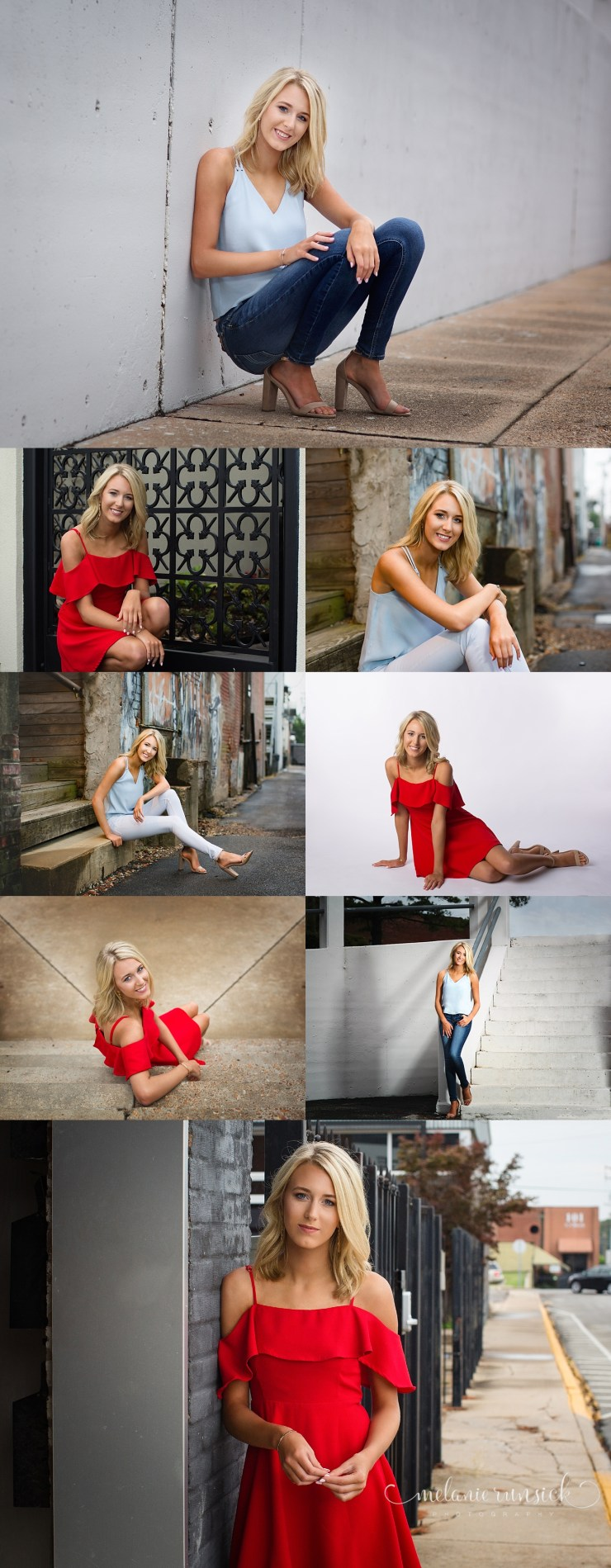 Wynne High School Senior Photographer Melanie Runsick Photography Jonesboro AR