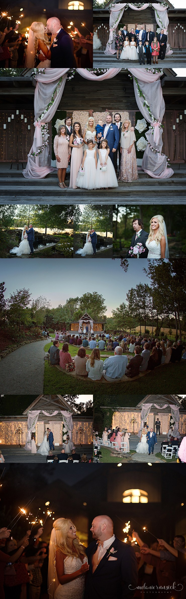 Northeast Arkansas Wedding Photographer Melanie Runsick