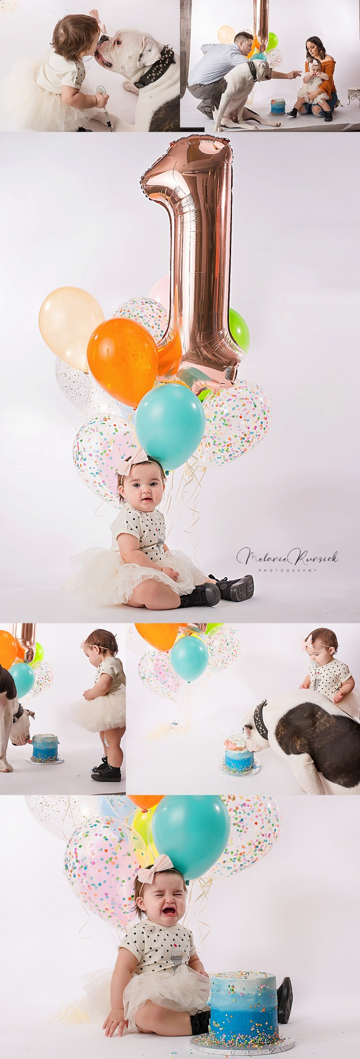 Jonesboro Ar Cake Smash Photographer Melanie Runsick Photography Northeast Arkansas Family Photographer