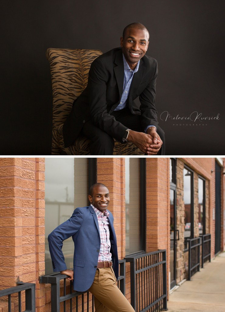 Arkansas Professional Headshot Photographer Personal Branding Session Jonesboro Arkansas