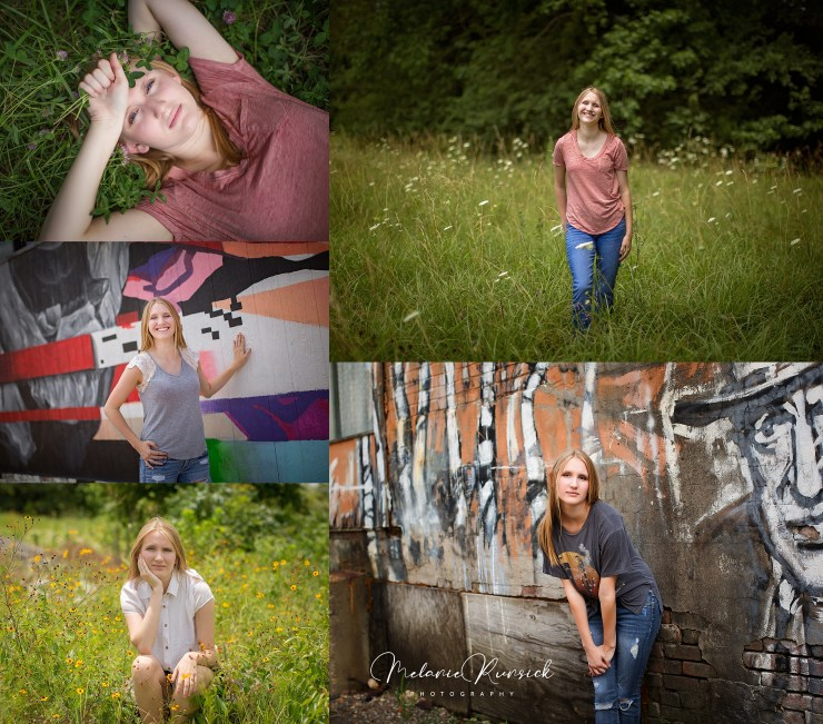 Melanie Runsick Photography Tuckerman Senior Photographer Northeast Arkansas