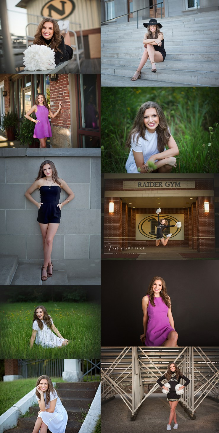 Melanie Runsick Photography Jonesboro Arkansas Senior Photographer