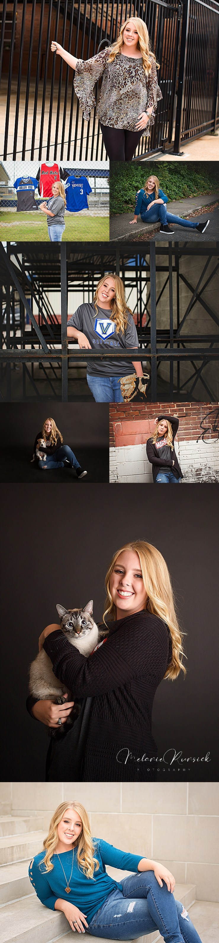 Northeast AR senior Photographer Melanie Runsick Photography