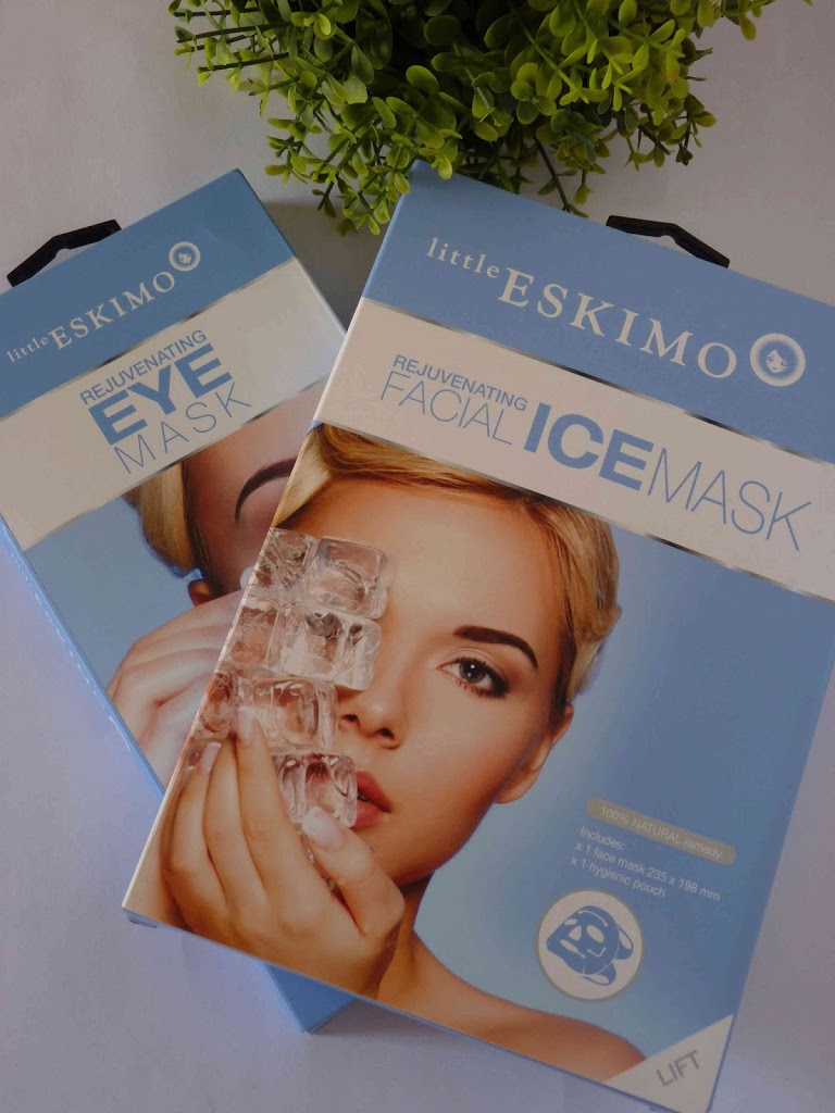 Review : Little Eskimo Ice Masks