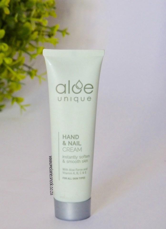 Aloe Unique Handcream