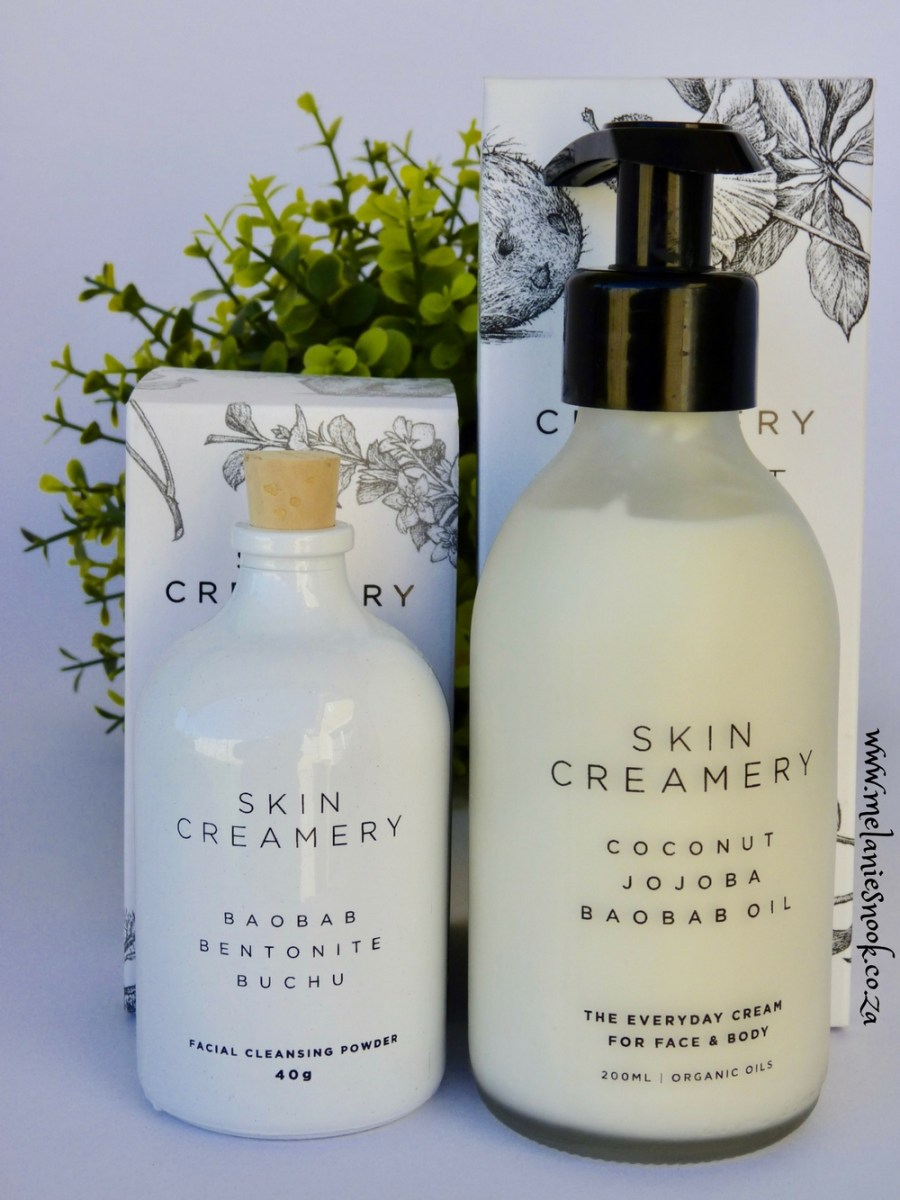 Review : Skin Creamery Cream & Exfoliator