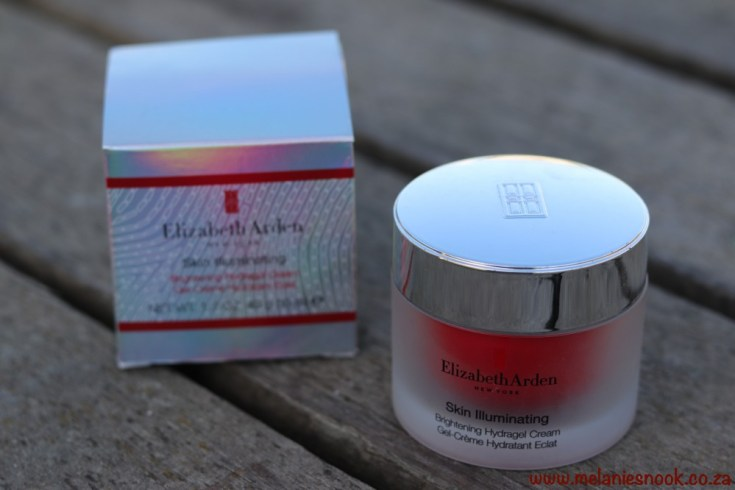 Elizabeth Arden Hydragel Cream Cover