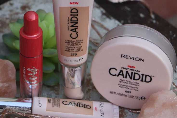 Revlon Photoready Candid Range - Cover