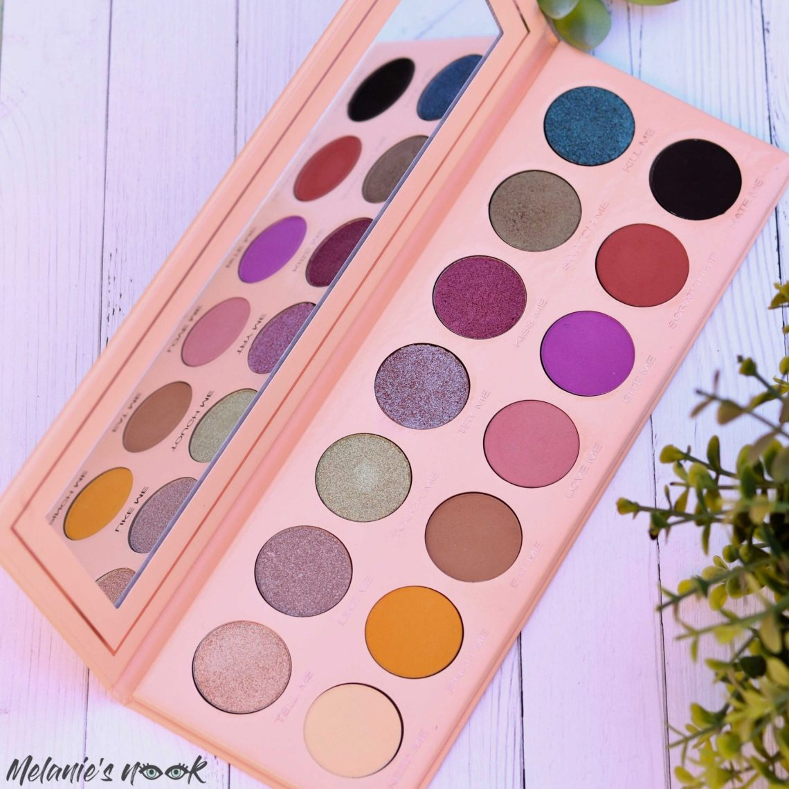 New in Beauty - February 2020 Pinch Me Palette
