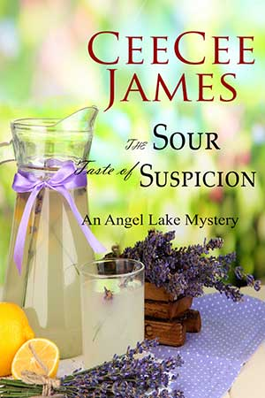 The Sour Taste of Suspicion by CeeCee James