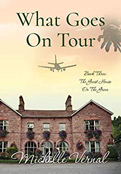 What Goes on Tour - Michelle Vernal