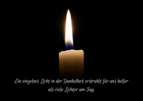 Ein Licht