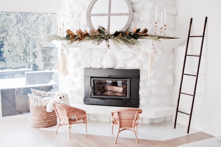christmas is definitely my favorite time of the year and its finally here im so excited to share my christmas decor that i did in collaboration with - Magnolia Christmas Decor