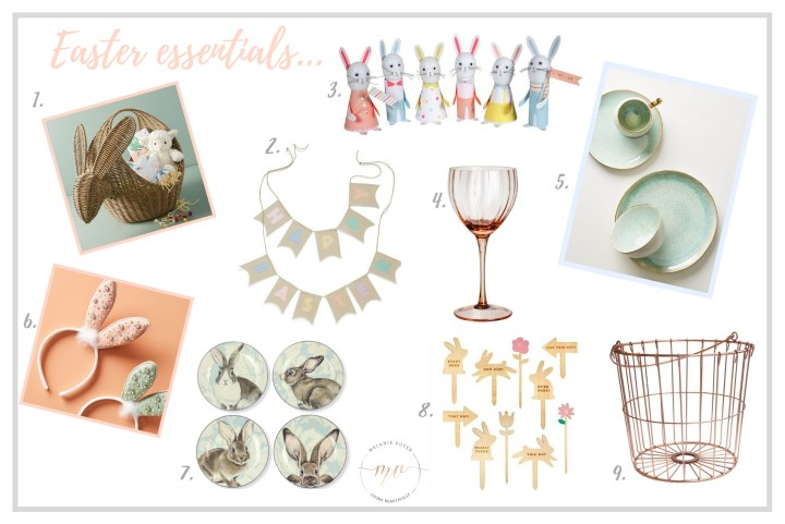 Easter Essentials & gift ideas