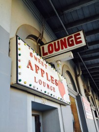 Apples Lounge, Galveston, Texas, 2013