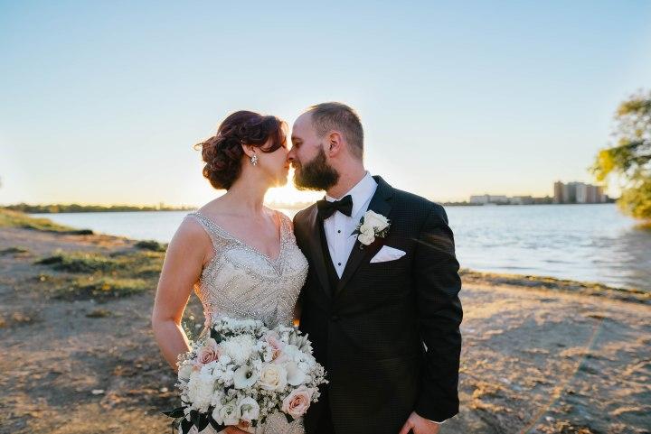 Julie + Josh: Wedding