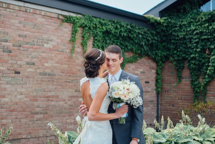Southfield, Michigan Wedding: Phil + Rachel