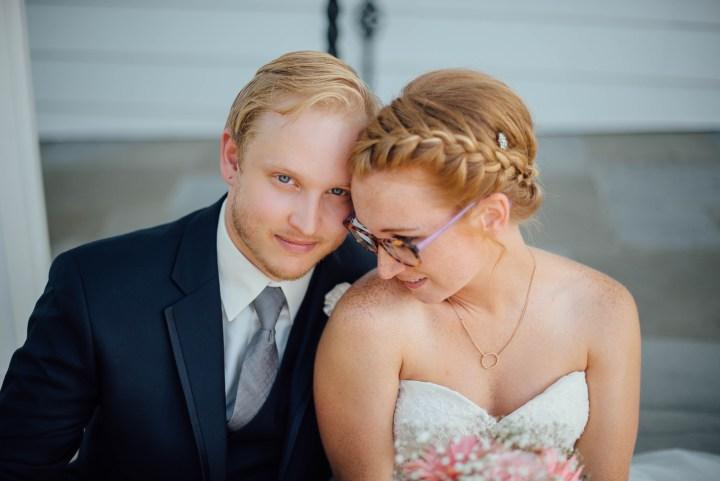 Southeast Michigan Wedding: Angela + Justin