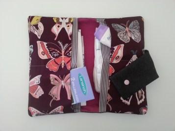 Mel.Anni's handmade Windeltasche mit 6 Fächern