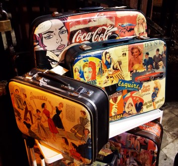 Cool and quirky suitcases