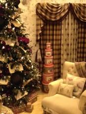 Christmas pop up room schemes