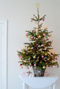 Candy colours Christmas tree